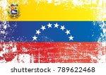 flag of venezuela  bolivarian...   Shutterstock . vector #789622468