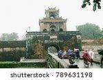 hue  vietnam   10th december... | Shutterstock . vector #789631198