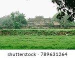 hue  vietnam   10th december... | Shutterstock . vector #789631264