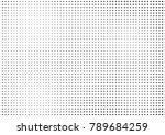 vintage halftone background.... | Shutterstock .eps vector #789684259
