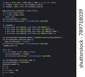 Digital Java Code Text....