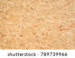 osb boards are made of brown...   Shutterstock . vector #789739966