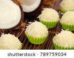 traditional brazilian chocolate ...   Shutterstock . vector #789759034