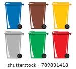 a vector illustration in eps 8... | Shutterstock .eps vector #789831418