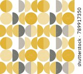 modern vector abstract seamless ...   Shutterstock .eps vector #789917350