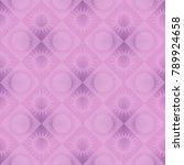 purple metallic regular...   Shutterstock . vector #789924658