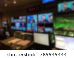 blur image video switch of...   Shutterstock . vector #789949444