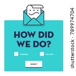 feedback web page layout...