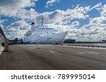 st petersburg  russia ... | Shutterstock . vector #789995014
