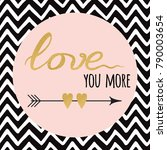 Gold Sparkle Letters Love With...