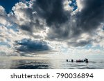 san andres island  colombia _... | Shutterstock . vector #790036894
