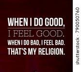 inspirational and motivational... | Shutterstock . vector #790050760