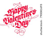 vintage style lettering for... | Shutterstock .eps vector #790081693