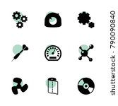 circle icons. vector collection ...
