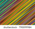 abstract multicolored