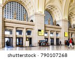 washington dc  usa   october 27 ... | Shutterstock . vector #790107268