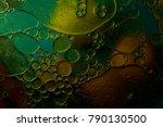 fantastic background  multi... | Shutterstock . vector #790130500