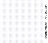 modern textured halftone of... | Shutterstock .eps vector #790153684