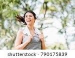 beautiful young healthy asian...   Shutterstock . vector #790175839