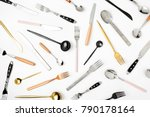 Collection Of Various Cutlery...