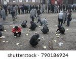 belgrade  serbia   december 23  ...   Shutterstock . vector #790186924