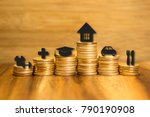 personal expenses concept.... | Shutterstock . vector #790190908