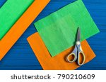 making package in form of...   Shutterstock . vector #790210609