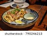 asian modern food  asian modern ...   Shutterstock . vector #790246213