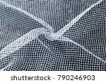 fabric  background texture.... | Shutterstock . vector #790246903