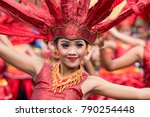 gianyar  bali  indonesia  ... | Shutterstock . vector #790254448