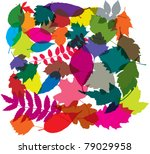 Vector Colorful Background Of...