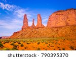 National Park Monument Valley....