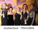 Small photo of LOS ANGELES - JAN 7: Nicole Kidman, Zoe Kravitz, Reese Witherspoon, Laura Dern, Shailene Woodley_at the HBO Post Golden Globe Party 2018 at Beverly Hilton Hotel on January 7, 2018 in Beverly Hills, C