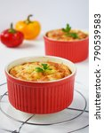 julienne with vegetables | Shutterstock . vector #790539583