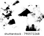 abstract smudge texture | Shutterstock .eps vector #790572268