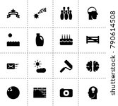 creative icons. vector...