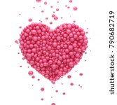 Pink Heart Shaped Balls....