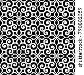 wallpaper in the style of... | Shutterstock .eps vector #790802359
