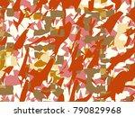 abstract vector background....   Shutterstock .eps vector #790829968