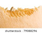 close up of cantaloupe melon or ... | Shutterstock . vector #79088296