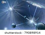 vector illustration including... | Shutterstock .eps vector #790898914