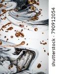 abstract texture. modern... | Shutterstock . vector #790912054