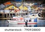 sitka  alaska   usa   april 22  ... | Shutterstock . vector #790928800