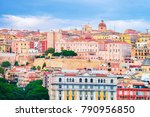 cityscape of the old center of... | Shutterstock . vector #790956850