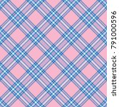seamless tartan vector pattern   Shutterstock .eps vector #791000596