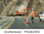 Highway 33  Ojai  California  ...