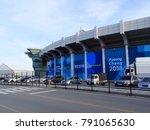 gangneung  south korea  january ... | Shutterstock . vector #791065630