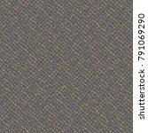 mottled texture of wool fabric... | Shutterstock .eps vector #791069290