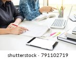 college student young... | Shutterstock . vector #791102719