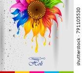 easy to edit vector... | Shutterstock .eps vector #791105530